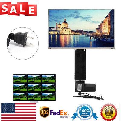 (LCD TV Stand Plasma LCD Motorized TV Lift Mount Bracket Stroke 500mm for 14