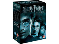 Harry Potter - Complete 8-Film Blu Ray Collection
