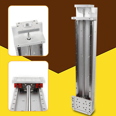 500mm Xyz Axis Cnc Sliding Table Cross Slide Electric Linear Stage Rail 20in