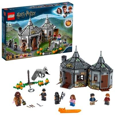LEGO Harry Potter Hagrids Hut: Buckbeaks Rescue Playset 75947