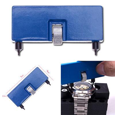 Pro Adjustable Watch Back Case Easy Opener Remover Wrench Watchmaker Repair Kit (Easy Adjust Watch Back Opener)