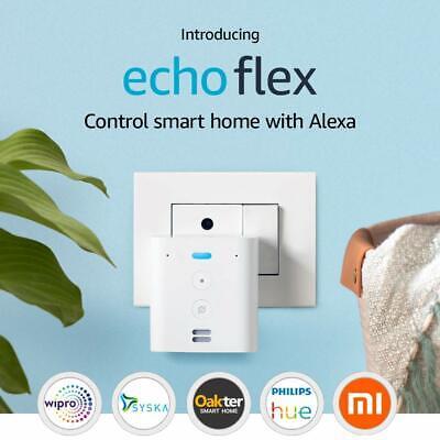 Amazon Echo Flex - Altoparlante intelligente con integrazione Alexa