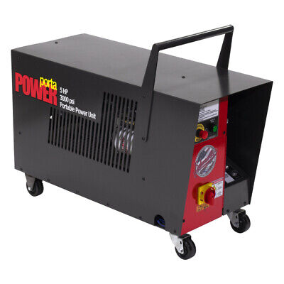 Edwards Hat004 460v 3-phase Portapower Portable Charger Unit For Power Tools New