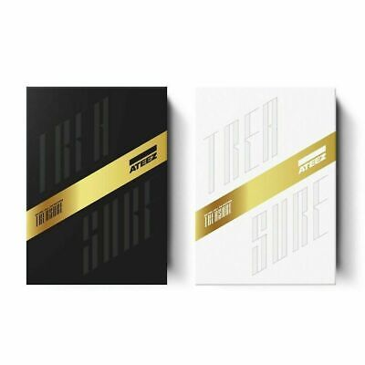 ATEEZ TREASURE EP.FIN : All To Action CD(Random ver)+Photobook+Tracking number