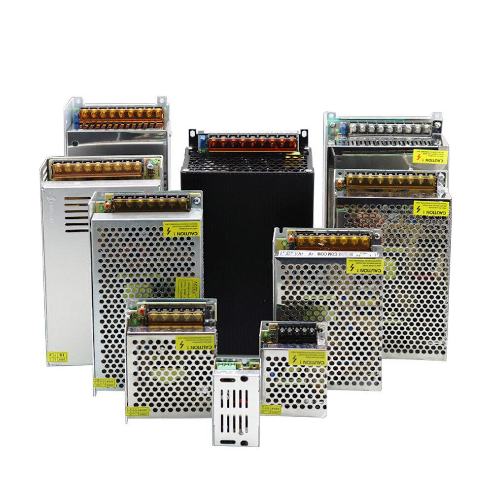 DC 24V 5/10/15/20/25/30/40/50/60 Amp LED Driver SMPS Switchi