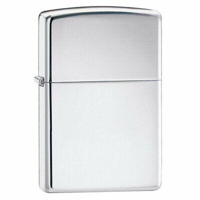 Zippo High Polish Chrome Lighter #250