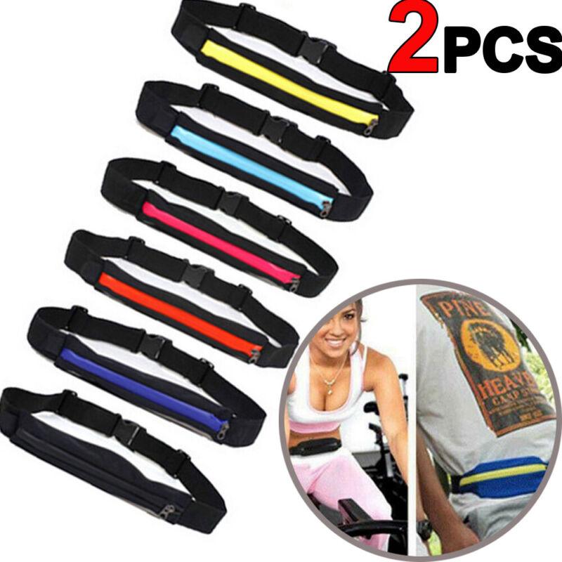 Running Belt Waist Pack Pouch Fitness Workout Bag Sport Fanny Pack Phone Holder