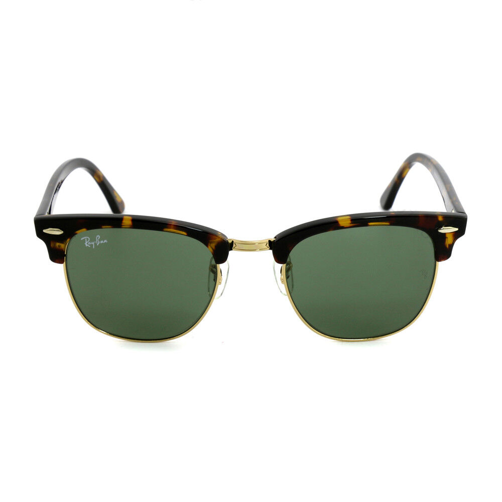 Brand-New---Ray-Ban-RB3016-Clubmaster-Sunglasses