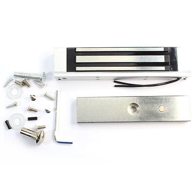 Magnetic lock owner 39 s guide to business and industrial for 12v magnetic door lock