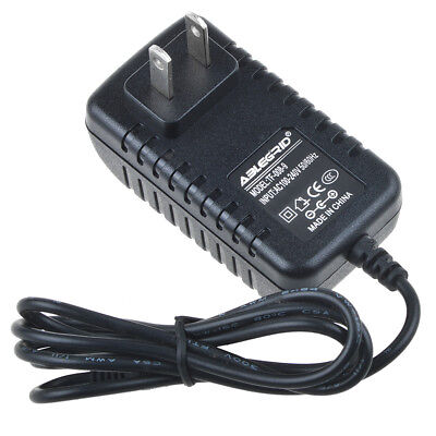 AC-DC Power Adapter Charger for Goodmans GDV80W8 GDVD70W6 DVD player Mains PSU