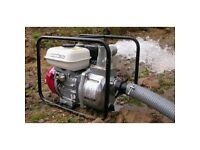 Water pump available