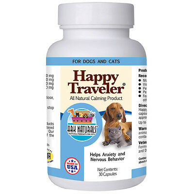 Ark Naturals Happy Traveler -