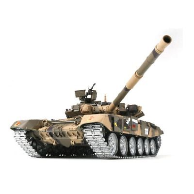 Upgraded 1:16 RC Tank Battle Tiger Russian T90 Remote Control Tank RC Fight Tank for sale  China