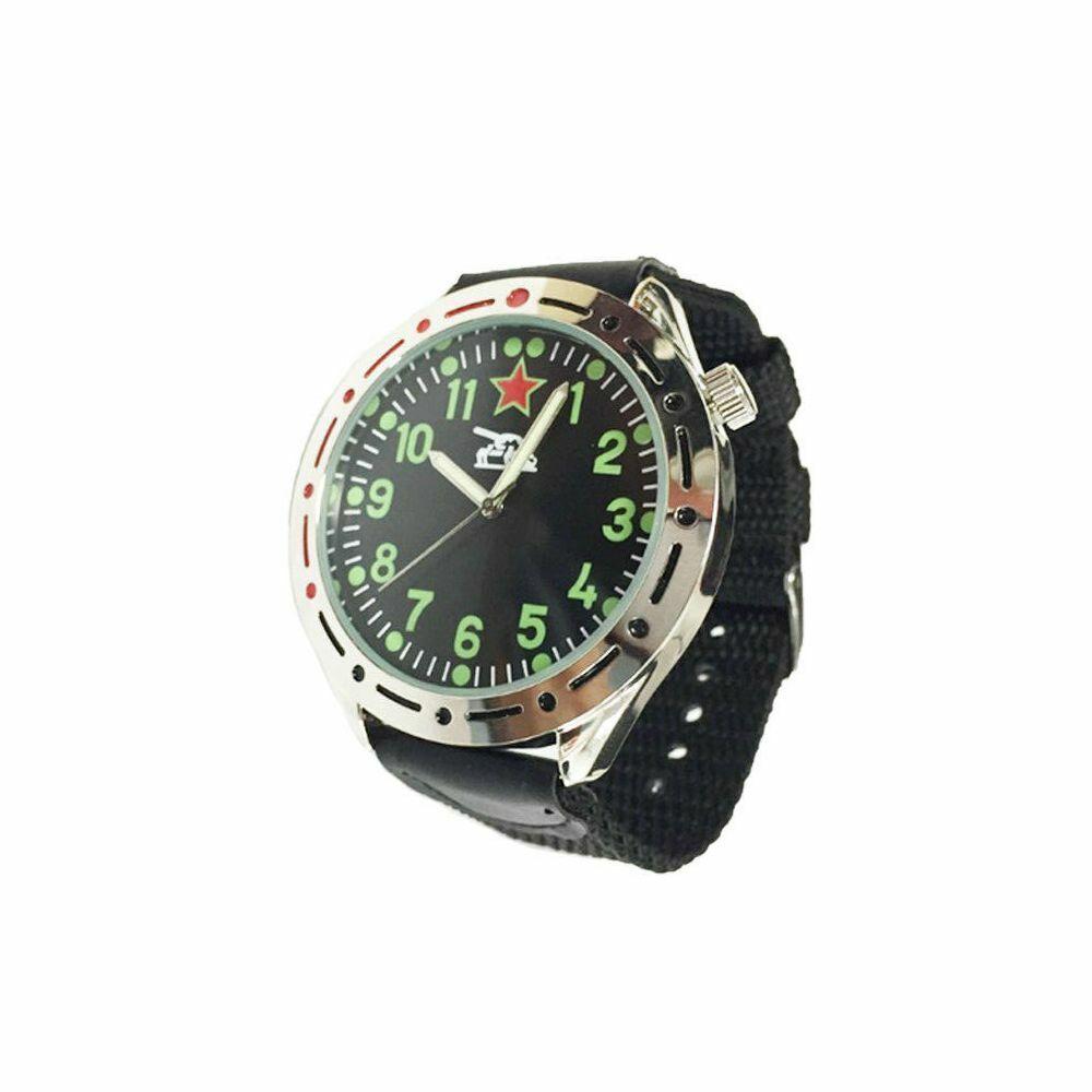 Russian military watch replica 1980s vintage soviet Eaglemos