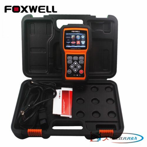 Vin Number Scanner >> Foxwell NT414 Engine ABS SRS EPB Oil Reset Transmission OBD2 Diagnostic Scanners | eBay