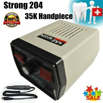 Saeshin Strong Marathon Micromotor Polisher Unit 204 35k Polishing Handpiece