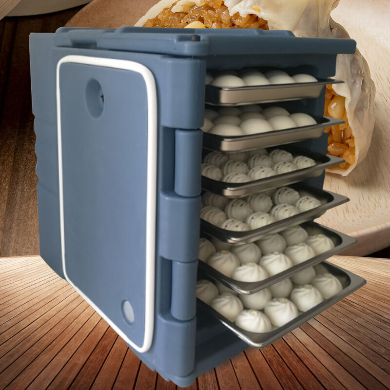 New Insulated Food Pan Carrier Hot and Cold Pan Large Capacity Food incubator