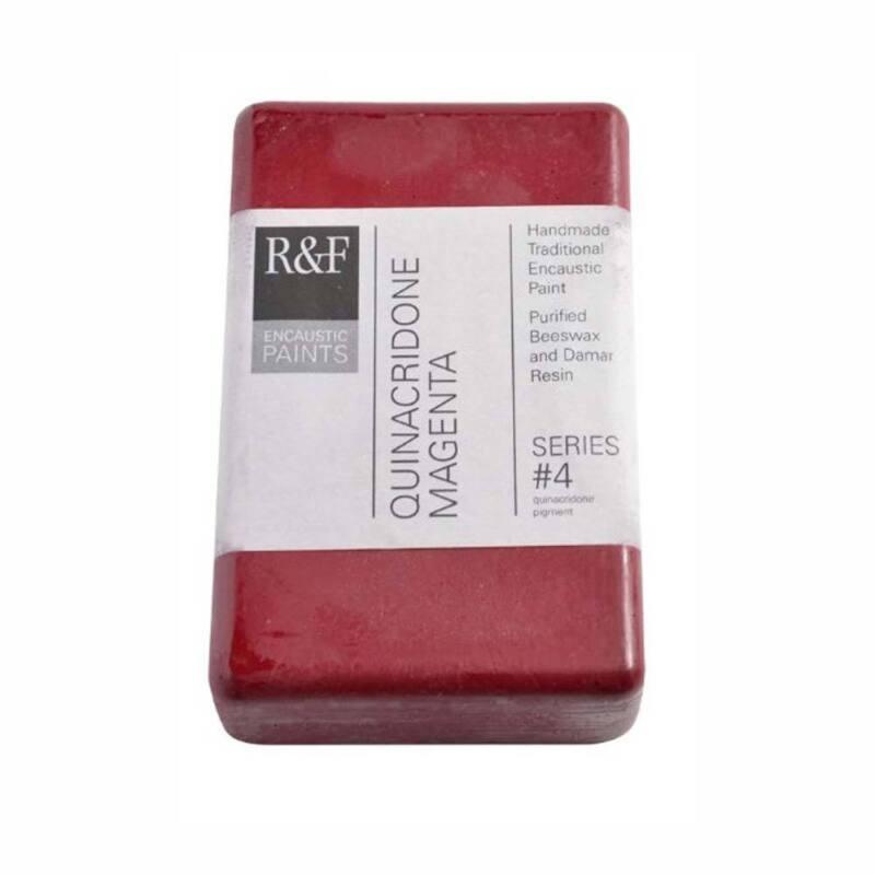 R&F Encaustic 333Ml Quinacridone Magenta
