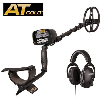 Garrett AT GOLD  Metal Detector, High Frequency, High Perfomance!
