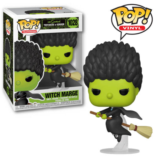 Witch Marge Official Simpsons Treehouse of Horror Funko Pop Vinyl Figure