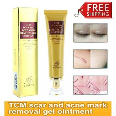 30g TCM SCAR AND ACNE MARK REMOVAL GEL OINTMENT (LanBeNa) Acne Scar Cream