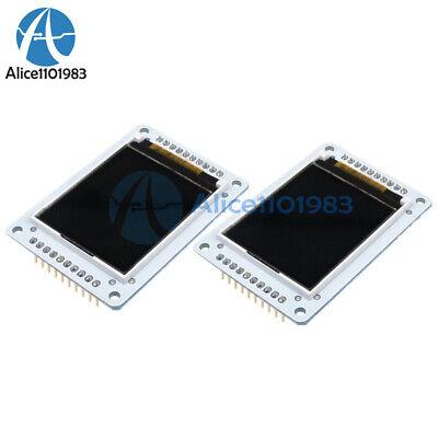 2pcs 1.8 128160 Tft Lcd Shield Spi Serial Interface Module For Arduino Esplora