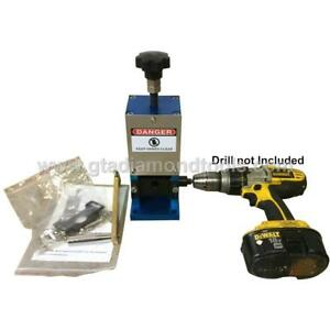 Scrap wire Copper aluminum wire strippers, Cutters,Drill powered- Brand New- Warranty