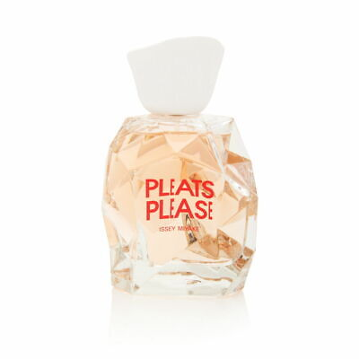 Pleats Please by Issey Miyake for Women 3.3 oz EDT Spray (Tester) Brand New