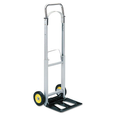 Safco 4061 Hideaway Series Collapsible Aluminum Hand Truck 250lb Capacity New