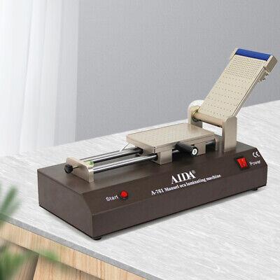 3 In 1 Manual Oca Film Machine Screen Pneumatic Film Laminating Machinpment 400w