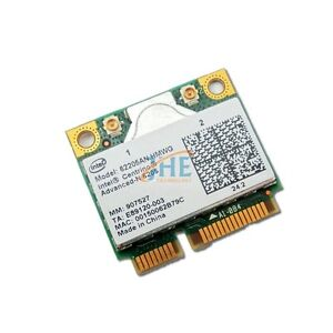 INTEL-CENTRINO-ADVANCED-N-6205-WIRELESS-PCI-EXPRESS-62205ANHMW-2-4-5Ghz-0X9JDY