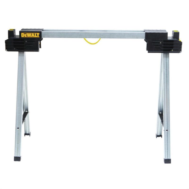 DEWALT Metal Folding Sawhorse DWST11155 New