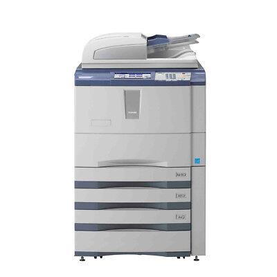 Toshiba E-studio 555 High Speed A3 Mono Laser Copier Printer Scanner 655 755 855