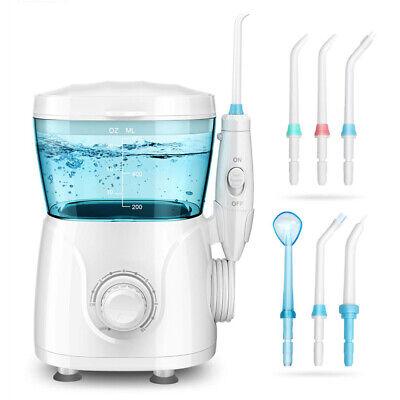 Electric Water Jet Pick Flosser Oral Irrigator Teeth Cleanin