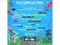Eastern Electric Ticket