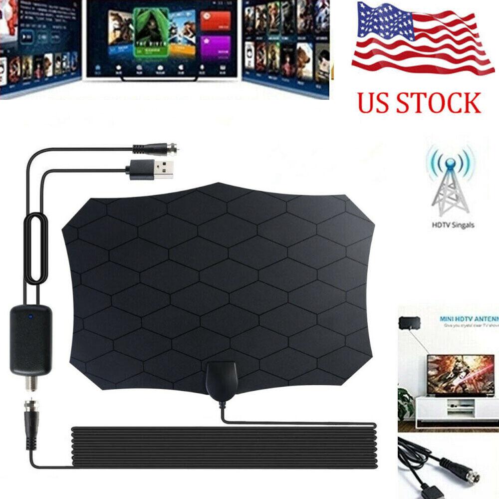120miles antenna indoor 25db hd digital tv