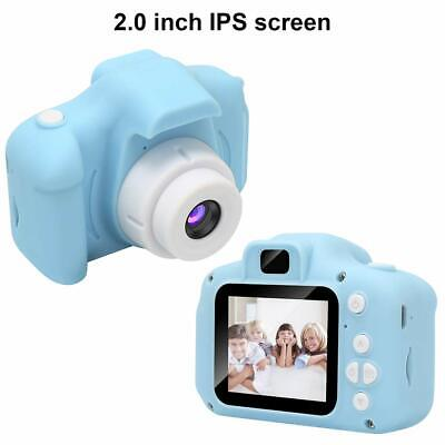 Kids Digital Video Camera Mini Rechargeable Children Camera 8MP HD Camcorder