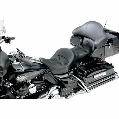 Saddlemen Explorer Gel Seat (Saddlemen Explorer G Tech Gel Core Seat 97-2007 Harley Touring Dresser FLHT)