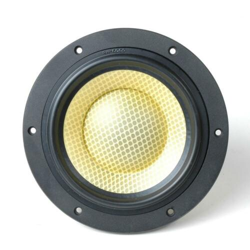 "NEW 6.5"" Woofer Speaker.Replacement Driver.6ohm.6-1/2"".Home Audio.6.8"" frame"
