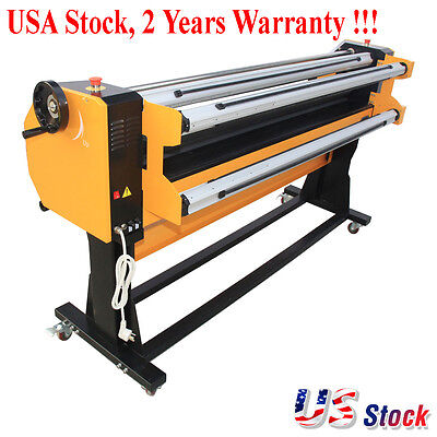 Usa- 67 Laminator Stand Frame Full-auto One Side Wide Format Laminating Machine