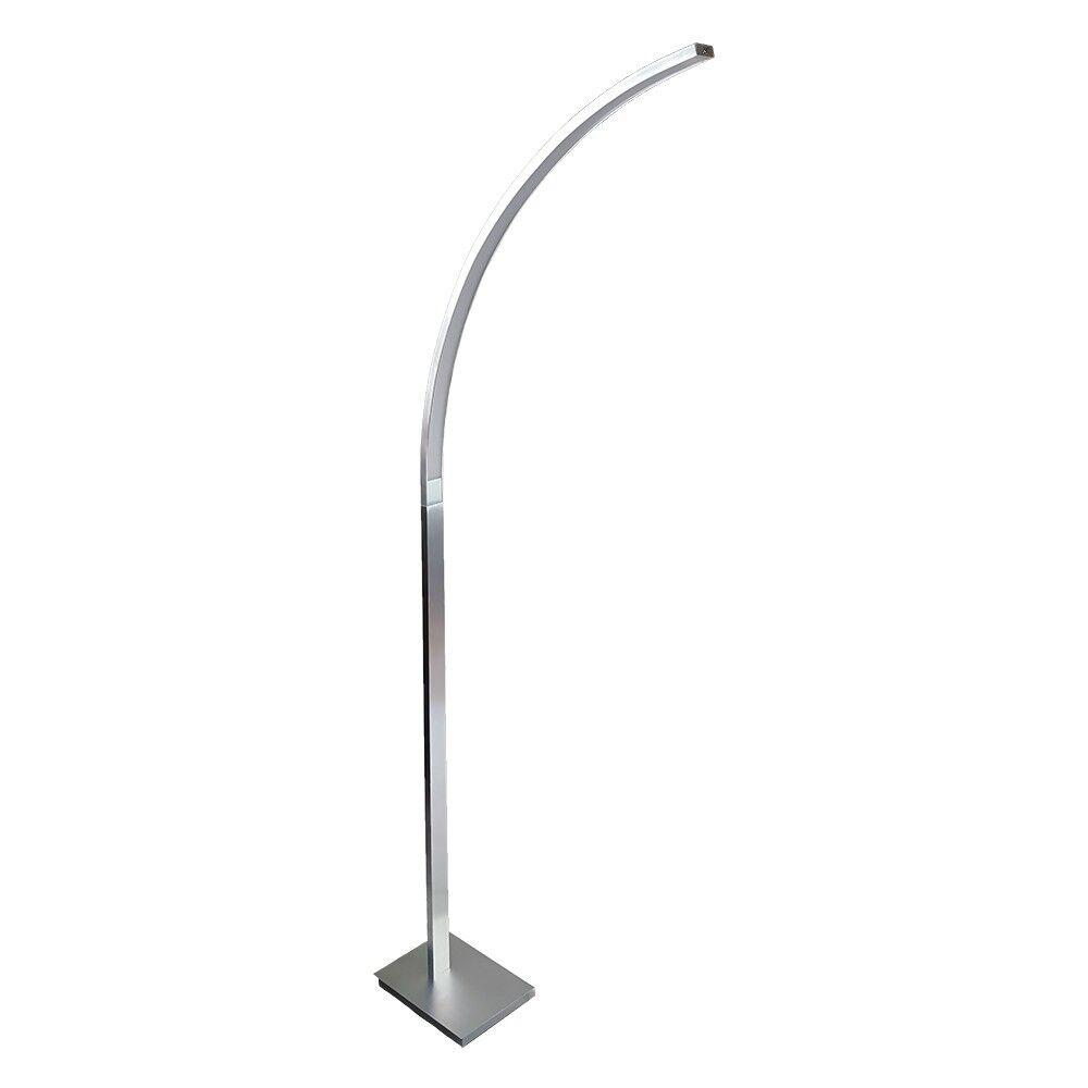 LED Bogenleuchte Stehleuchte Stehlampe Bogenlampe Warm Weiß  3-Stufen-DIMMBAR