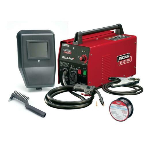 Lincoln Electric K2188-1 Weld Pack HD Wire Feed Welder  115V 35-38Amp Flux Cored