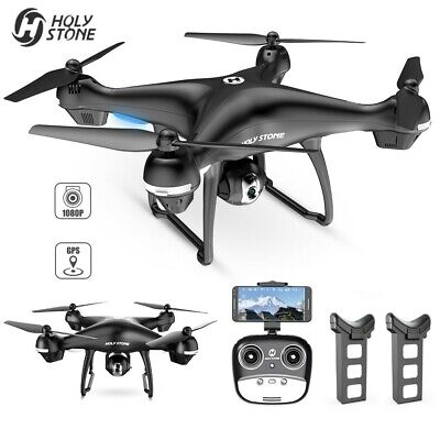 Sinless Stone HS100 GPS FPV Drone with 120° Wide-angle 1080P HD WiFi Camera