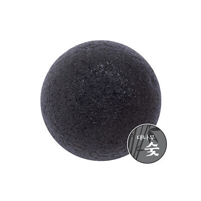 Missha Natural Soft Jelly Cleansing Puff (Charcoal) (Natural Puff)