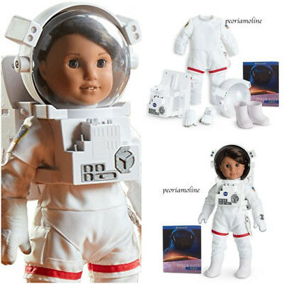 American Girl Doll Luciana Vega 2018 Space Suit Nasa  New Astronaut Space Camp
