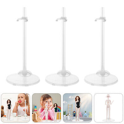 15pcs Durable Creative Doll Bracket Doll Support Stands for Dolls