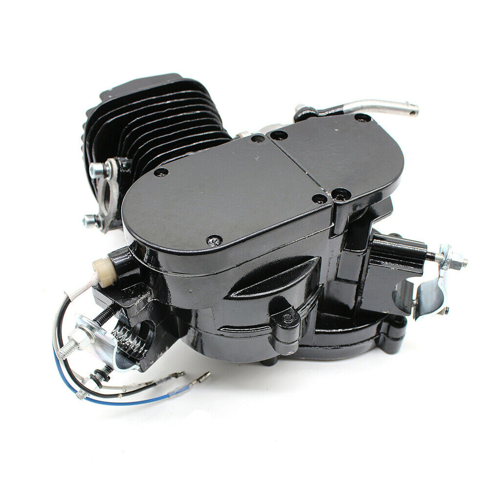 neue 80cc 2 takt fahrrad motor benzin gas motor kit zyklus. Black Bedroom Furniture Sets. Home Design Ideas