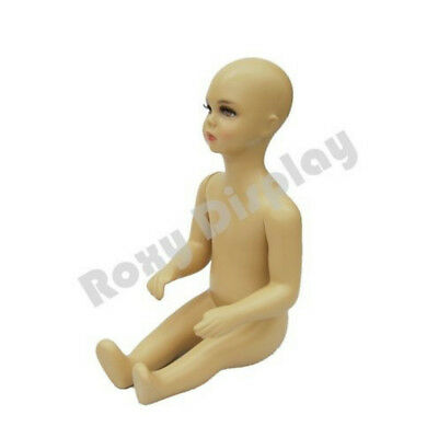 Realistic Full Body Kids Toddler Childrens Mannequin 10 Month Old