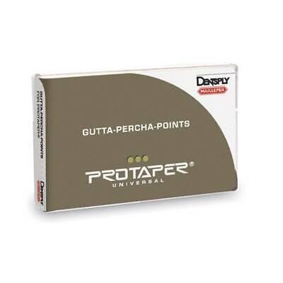 Dentsply Protaper Universal Obturation 60 X Gutta Percha Points F1f2f3