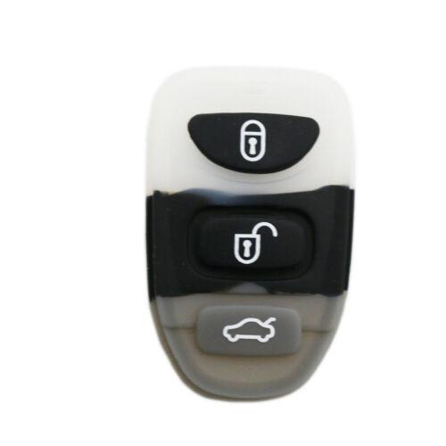 1Pcs Keyless Entry Remote Car Key Fob For Hyundai Sonata 06-15 Elantra 2007-2017